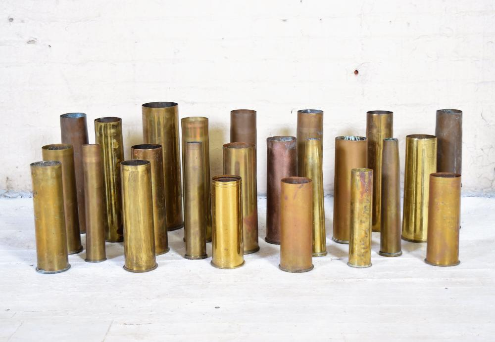 Brass Ammo Cases