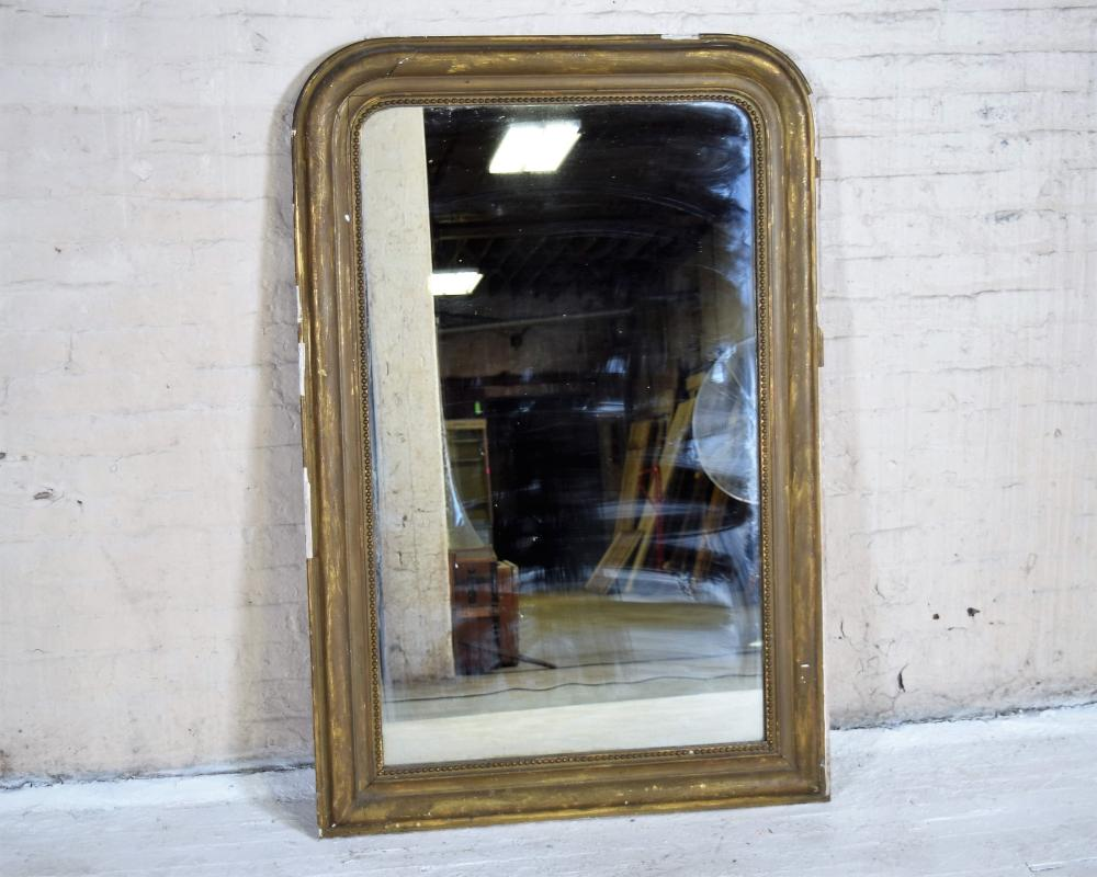 Antique French Louis Phillipe Mirror