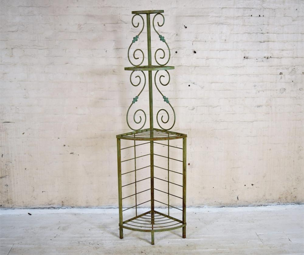 Vintage French Garden Shelf
