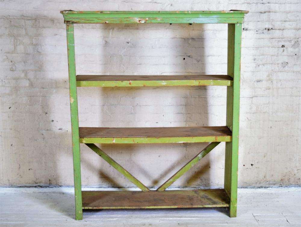 Primitive Pine European Shelf