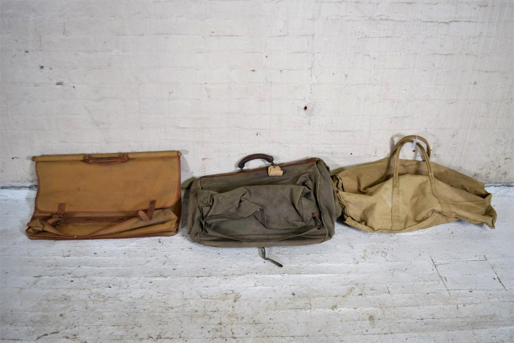 Canvas English Hunting Bags