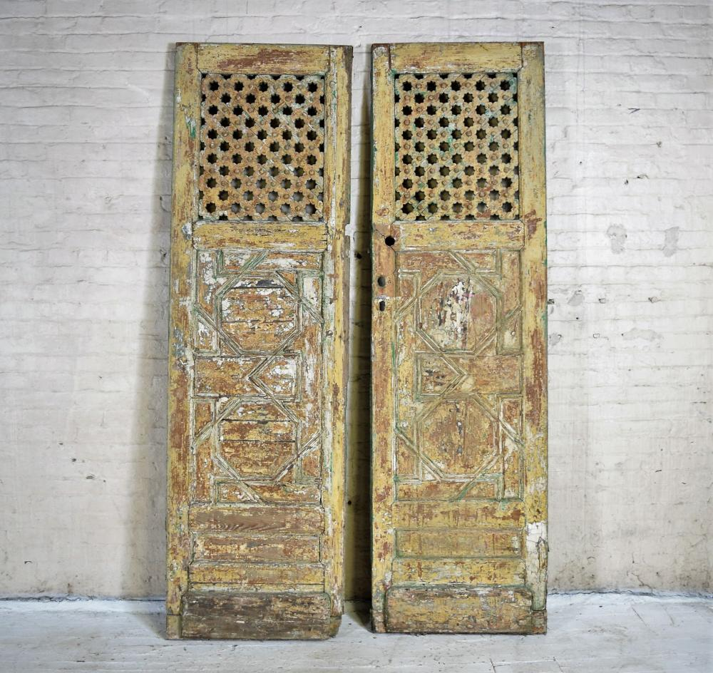 Egyptian Doors