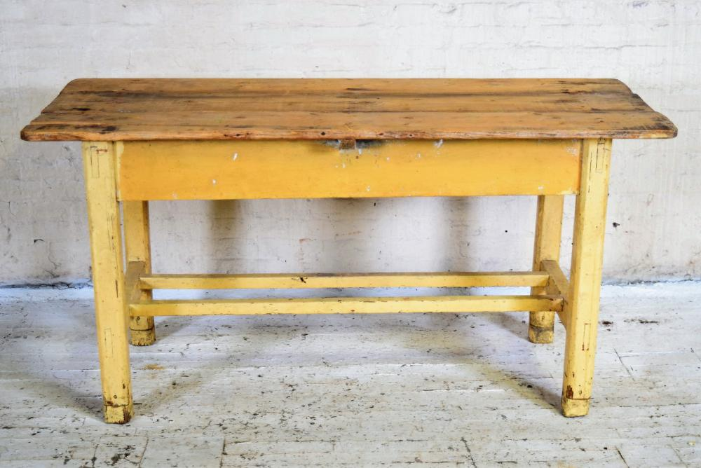 1800's Irish Farmhouse Table