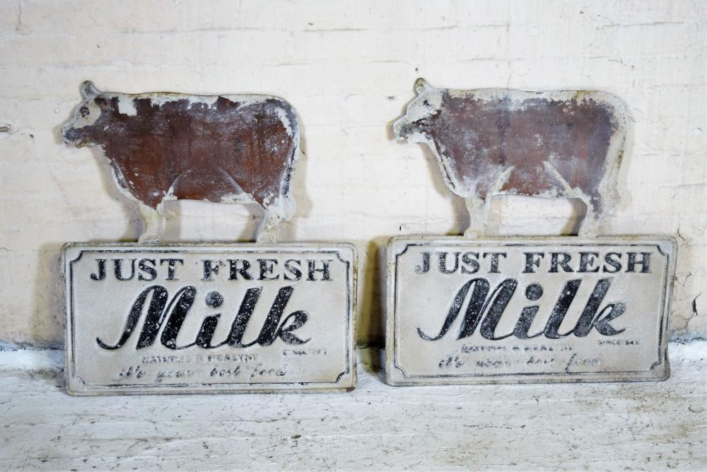Reproduction Metal Advertising Signs