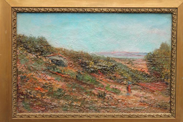 Provence by Eduard Ducros