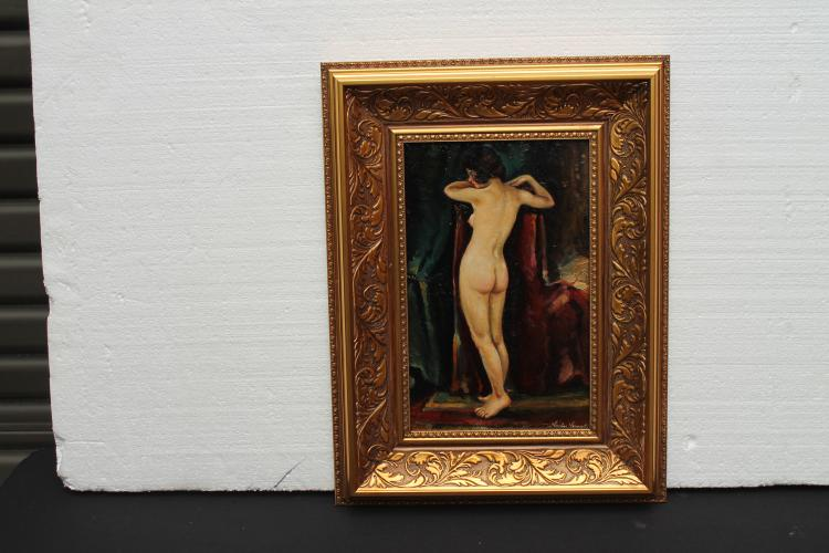 Nude by Nicolae Vermont