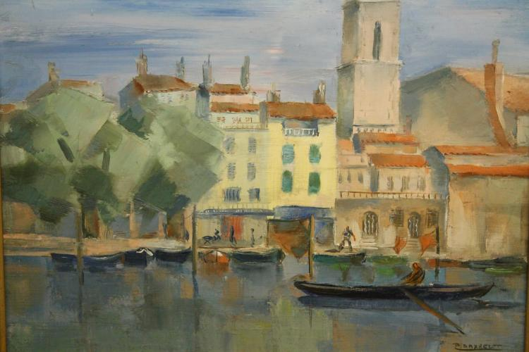 Les Martigues by Paul Daxhelet