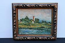 Lighthouse by Samuel Mutzner