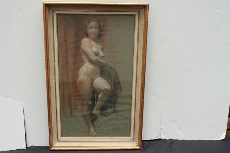 Nude by Lawrence Preston