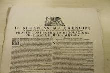 Republic of Venice Official Document