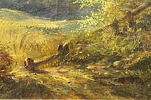 Harvest Landscape by Thomas Kent Pelham
