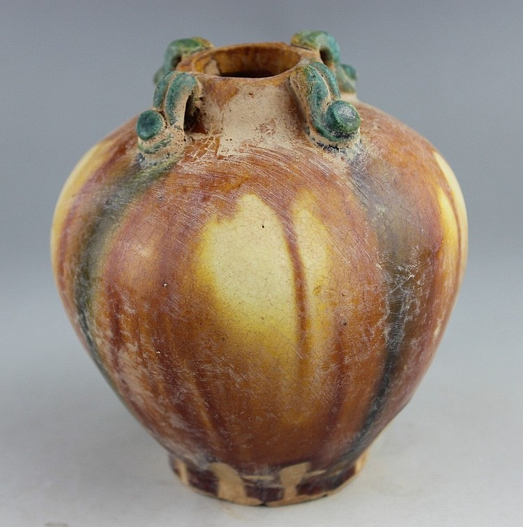 Tang Dynasty Pottery Chinese Tang dynasty s...