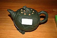 Good Chinese terracotta teapot