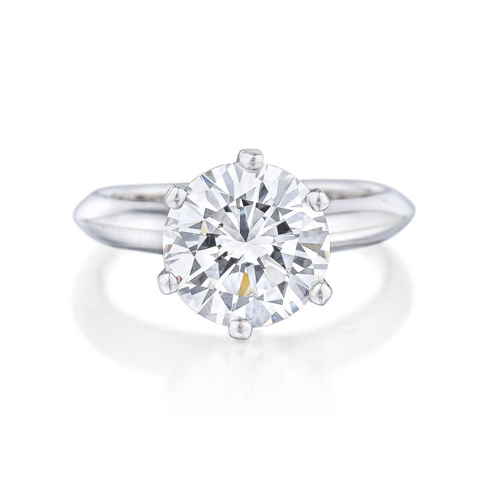Tiffany & Co. 2.25-Carat Diamond Ring