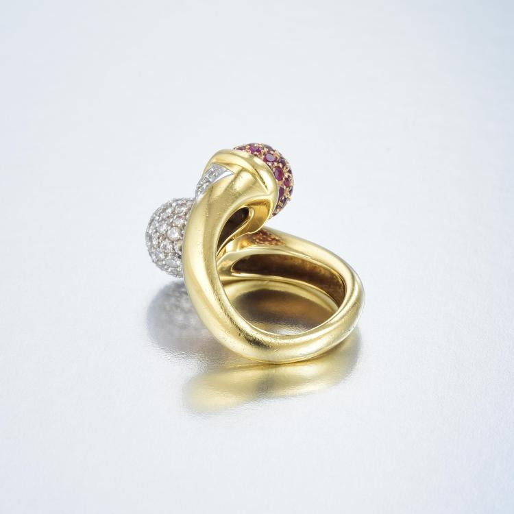 Palm Beach Jewelry Capri Ring