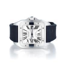 Cartier Santos 100 Men's Watch