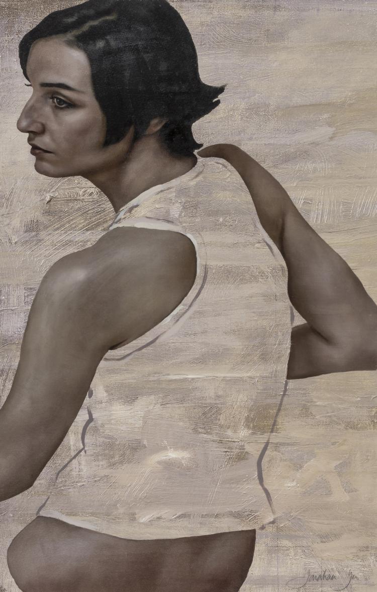 δ Jonathan Yeo (b.1970) Erin (from some People)