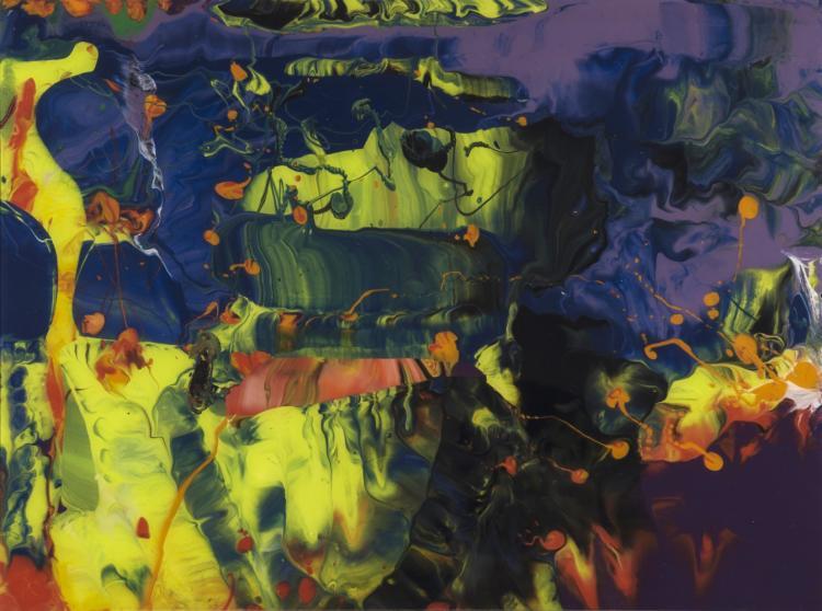 δ Gerhard Richter (b.1932) Aladin (P11)