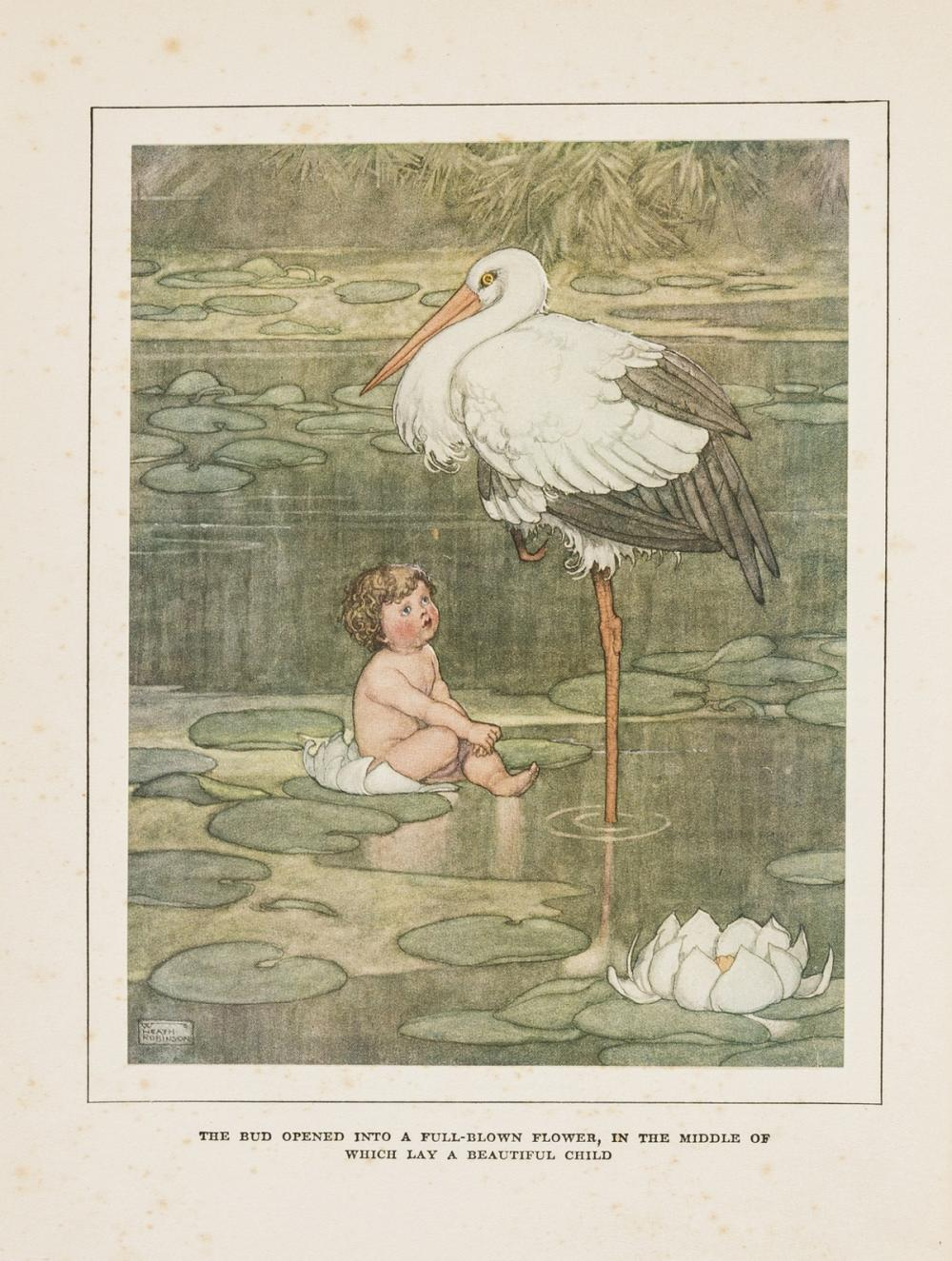 Robinson (W.Heath).- Andersen (Hans Christian) Fairy Tales, 16 colour plates by W.Heath Robinson, Boots the Chemists, 1927 & others (4)