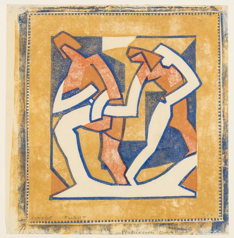 Claude Flight (1881-1955) Persuasion (Coppel C.F. 31)