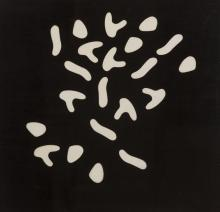 Hans Jean Arp (1866-1966) Variable Picture (3 x 7 = 21 Shapes)