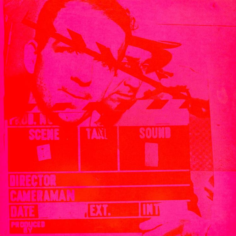 Andy Warhol (1928-1987) Flash- November 22nd, 1963 (Feldman and Schellmann II.36); one plate