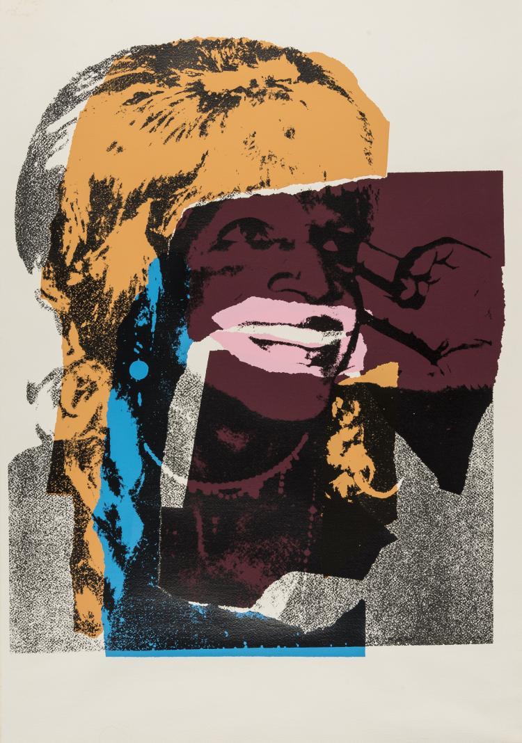 Andy Warhol (1928-1987) Ladies and Gentlemen (Feldman & Schellmann II.130)