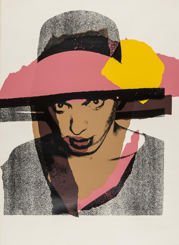 Andy Warhol (1928-1987) Ladies and Gentlemen (Feldman & Schellmann II.133)