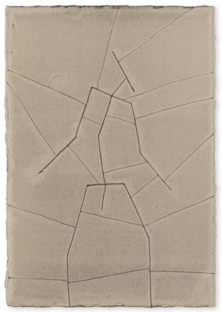 Antony Gormley (b.1950) Site XXII