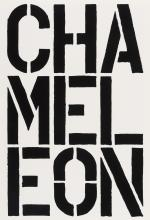 Christopher Wool (b.1955) Page from black book