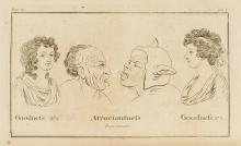 Physiognomy.- Lavater (Johann Caspar) The Whole Works of Lavater on Physiognomy, 4 vol., W. Butters, 1800.