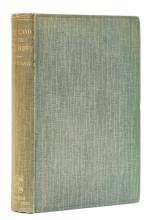 Plant-Hunting.- Kingdon Ward (Frank) The Land of the Blue Poppy: Travels of a Naturalist in Eastern Tibet, first edition, original cloth, Cambridge, 1913.