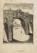Mathematics.- Castelli (Benedetto) Delle Misura dell'Acque Correnti, Rome, Camerale, 1628.