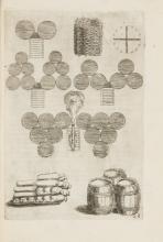 Fortification.- Floriani (Pietro Paolo), Difesa et Offesa delle Piazze, Venice, Francesco Baba, 1654.