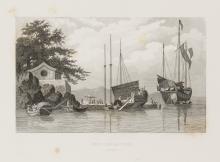 Voyages.- Henricy (Casimir) Album Pittoresque d'un Voyage Autour du Monde Excécuté par Ordre du Gouvernement Français, [1842].