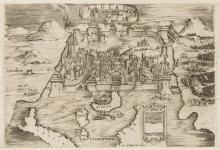 Algeria.- Salamanca (Antonio), Algeri, circa 1541.