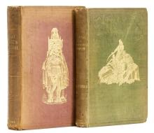 Britain in India & Central Asia.- Sale (Lady Florentia) A Journal of the Disasters in Affghanistan, 1841-2, first edition, 1843 & Eyre (Lt. Vincent) The Military Operations at Cabul, second edition, 1843, original cloth, 8vo (2)