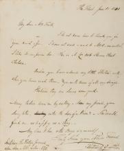 Oastler (Richard, factory reformer) 5 ALs.s., 1832-44.
