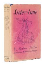 Potter (Beatrix) Sister Anne, first edition, second issue, Philadelphia, 1932.
