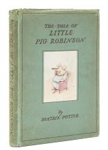 Potter (Beatrix) The Tale of Little Pig Robinson, first edition, 1930.