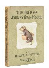 Potter (Beatrix) The Tale of Johnny Town-Mouse, first edition, 1918.