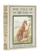 Potter (Beatrix) The Tale of Mr. Tod, first edition, 1912.
