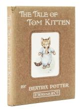 Potter (Beatrix) The Tale of Tom Kitten, first edition, 1907.