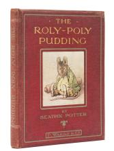 Potter (Beatrix) The Roly-Poly Pudding, first edition, signed by the author, 1908.