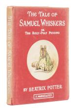 Potter (Beatrix) The Tale of Samuel Whiskers, Or, The Roly-Poly Pudding, first edition thus, first issue, [1926].