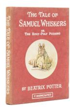 Potter (Beatrix) The Tale of Samuel Whiskers. Or, The Roly-Poly Pudding, first edition thus, second issue, [1926].