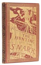 Dodgson (Charles Lutwidge) The Hunting of the Snark, presentation copy inscribed by the author, 1876.