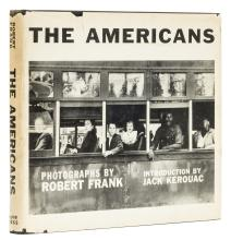 Frank (Robert) The Americans, introduction by Jack Kerouac, first edition, 1959; and 2 other photo books (3)
