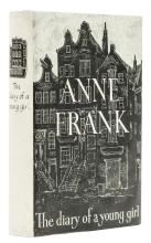 Frank (Anne) The Diary of a Young Girl, first English edition, 1952.