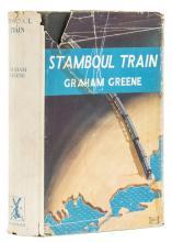 Greene (Graham) Stamboul Train, first edition, 1932.